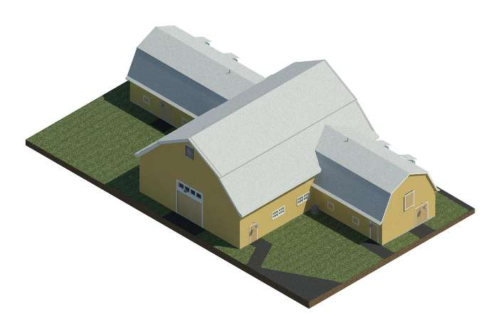 MC Red Barn Engineering Design
