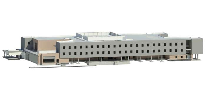 FWIS Phase 1 Architectural Plan