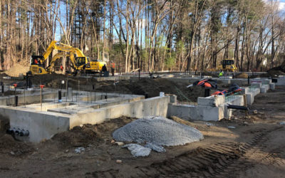 What Types of Foundations Are Most Common in Building Designs?